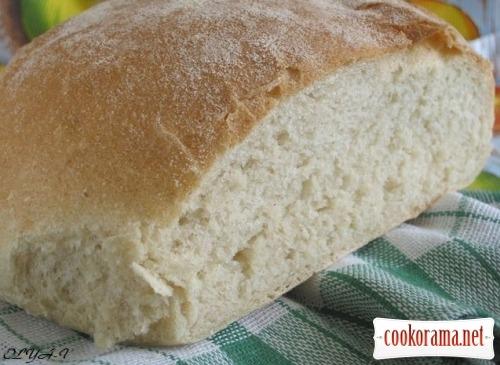 Хлеб на манной крупе «колобок»
