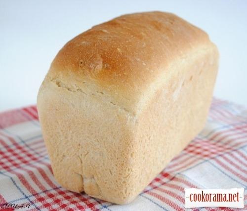 Хлеб из разных сортов муки