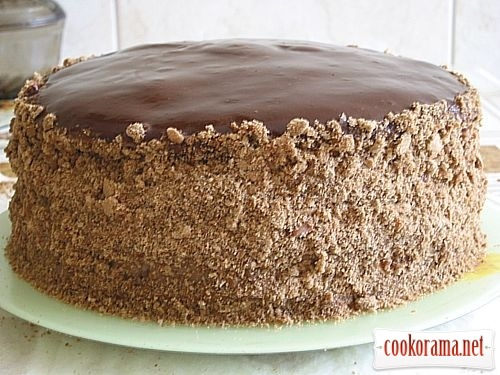 Chocolate honey cake Ladies fancy