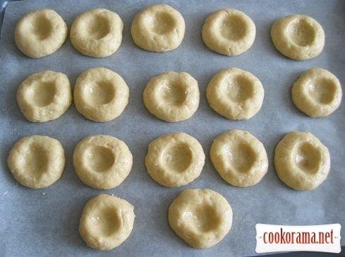 Печиво з журавлиною