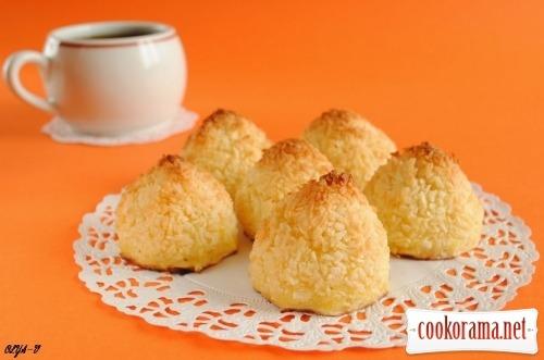 Cookies «coconut»