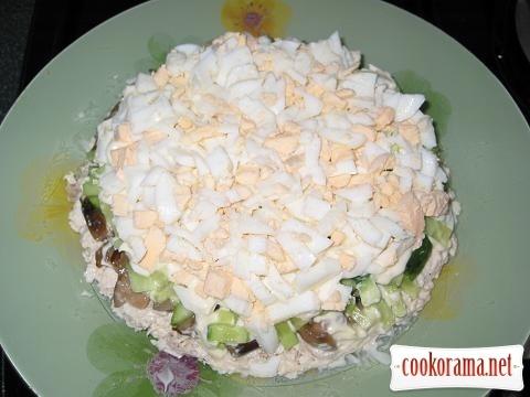 Salad «Delicios»
