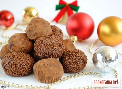 Sweets «Chocolate Truffles»