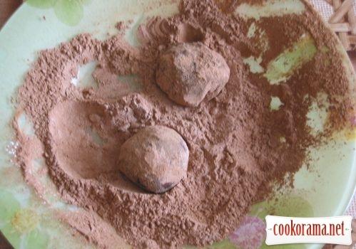 Конфеты «Шоколадные трюфели»