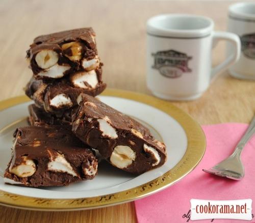 Шоколадний фадж