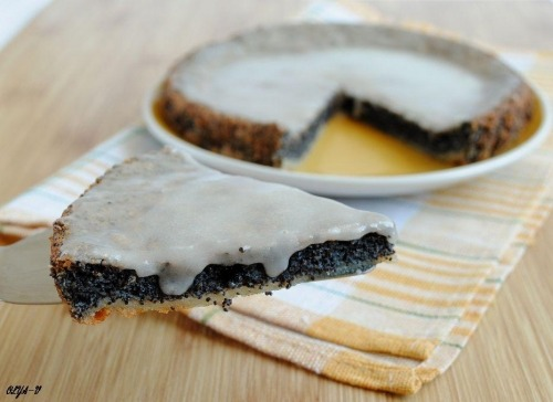 Маковий пиріг