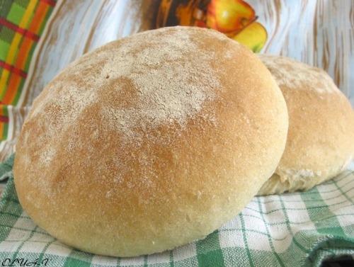 """Bread from semolina """"Gingerbread Man"""""""
