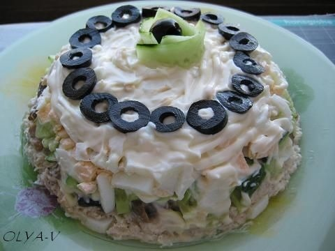 """Salad """"Delicios"""""""