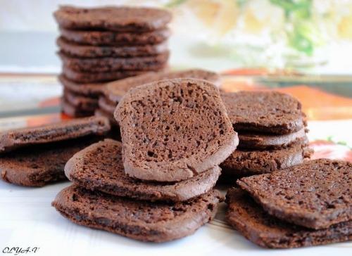 Шоколадні вафлі