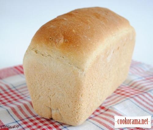 Хліб з різних сортів борошна