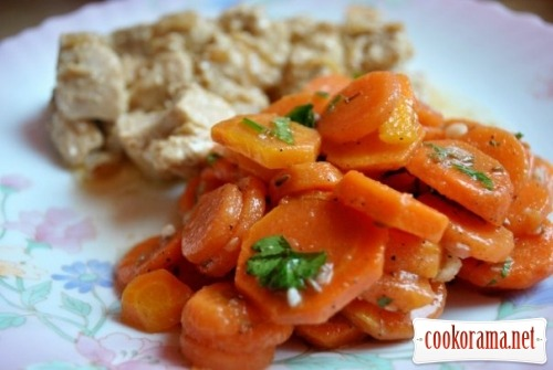 Морковь по-мароккански