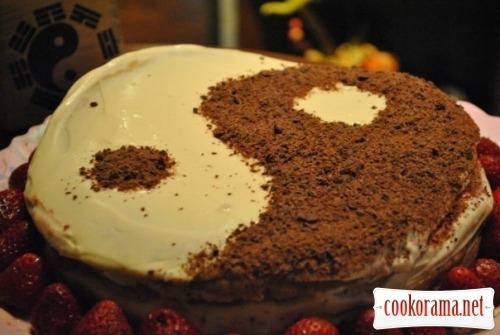 Торт «Люблю тебе»