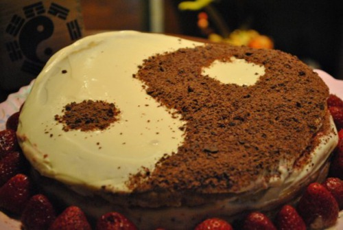 """Торт """"Люблю тебе"""""""