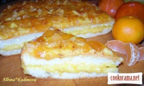 Пирог «Янтарь»