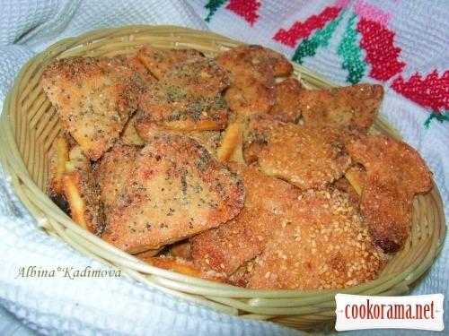Cookies «Curd»
