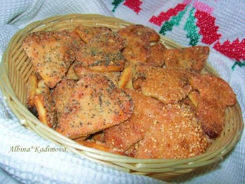 """Cookies """"Curd"""""""
