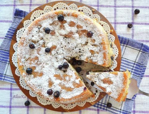 Рецепт пирог с иргой