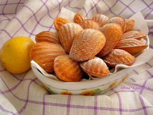 """Французьке печиво """"Мадлен"""""""