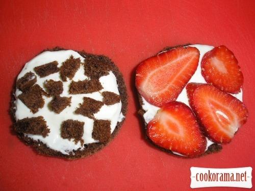 Тортик «Пивний кухоль»