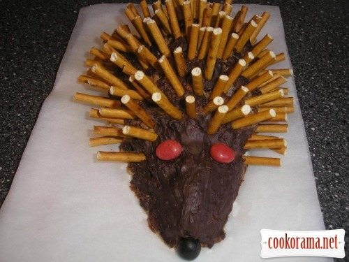 Cake Hedgehog