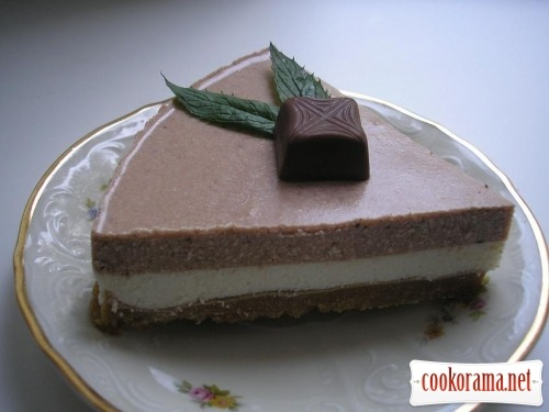 Cheesecake without baking