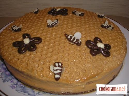 Cake «Honeycomb»