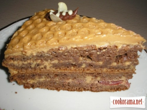 Торт «Соты»