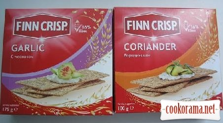 Canape from crisps
