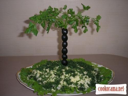 Salad «Island»