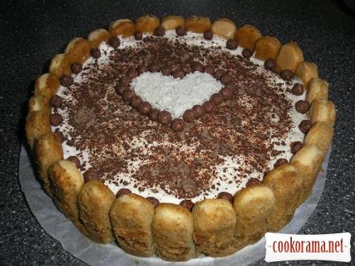 Cake «A la Tiramisu»