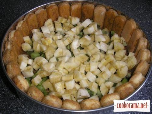 Cake A la Tiramisu
