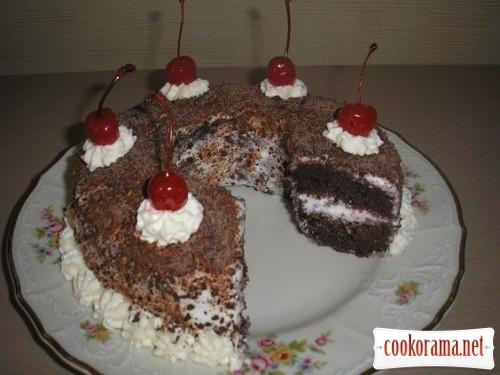 Cake Cherry