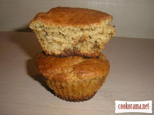 Cakes with halva