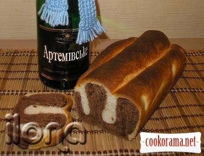 Bread «Zigzag of Luck»