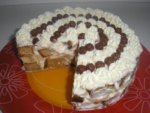Торт з пряників