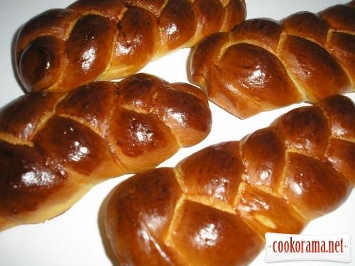 Baked braids