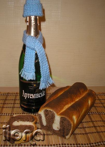 "Хлеб ""Зигзаг удачи"""