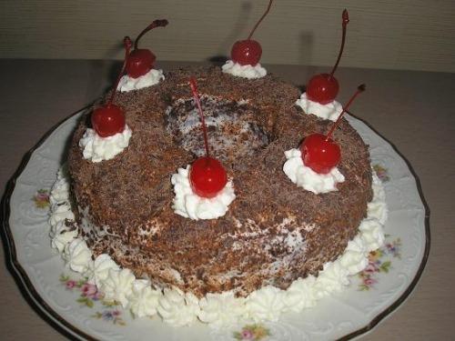 """Cake """"Cherry"""""""