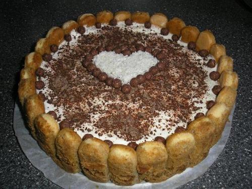 """Cake """"A la Tiramisu"""""""
