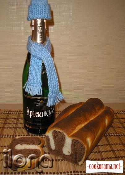 """Хліб """"Зигзаг удачі"""""""
