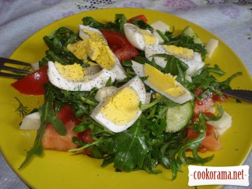 Салат «Літо-літечко»