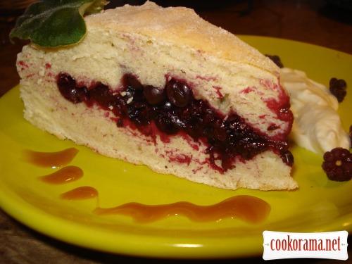 Пиріг «Ягідочка»