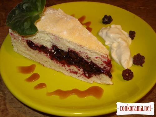 Пирог «Ягодчка»