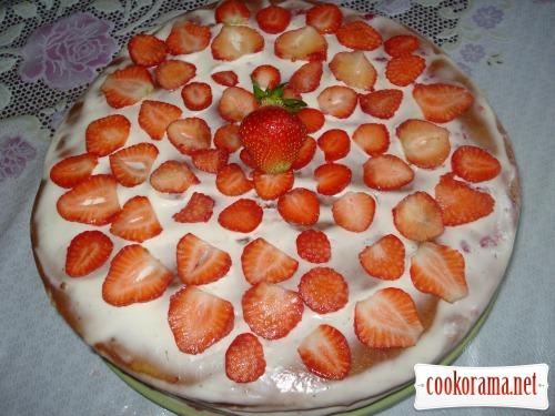 Торт «Сказочная осень...»