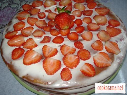 Торт «Казкова осінь...»