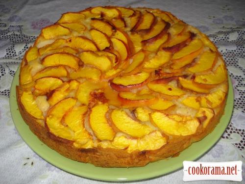 Пиріг «Така яскрава осінь...»