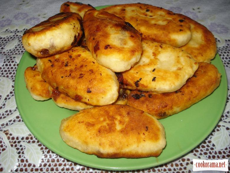 Пирожки золотые