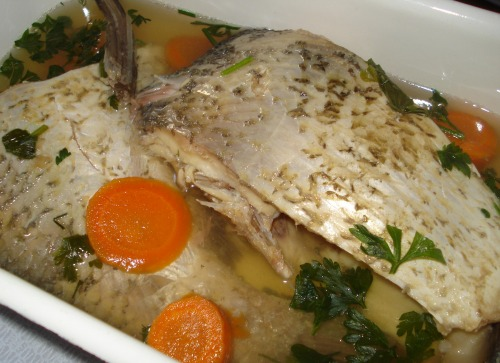 Заливна рибка
