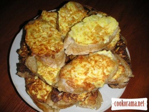 Sandwiches «Arkhipovskie»