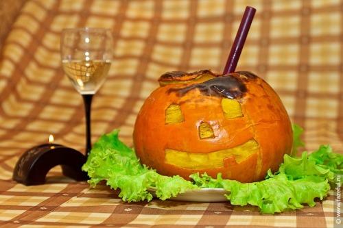 Pumpkin «Halloween»